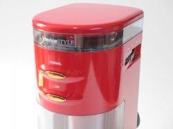 画像3: デバイスタイル コーヒーグラインダー「Brunopasso GA-1X-R」 レッド